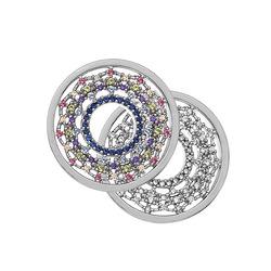 Pøívìsek Hot Diamonds Emozioni Dreamer Coin EC476-477