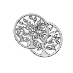 Pøívìsek Hot Diamonds Emozioni Balance and Harmony Sparkle Coin EC480-481