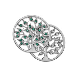 Pøívìsek Hot Diamonds Emozioni Balance and Harmony Nature Coin EC482-483