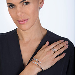 Obrázek è. 4 k produktu: Støíbrné náušnice Hot Diamonds Emozioni Alloro Innocence EE026