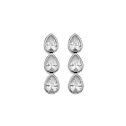 Náušnice Hot Diamonds Emozioni Acqua Amore EE039