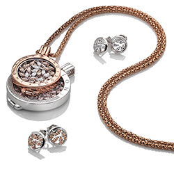 Obrázek è. 10 k produktu: Pøívìsek Hot Diamonds Emozioni Alloro Purity and Loyalty Coin 452-453