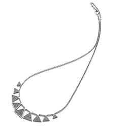 Støíbrný náhrdelník Hot Diamonds Emozioni Cleopatra EN001