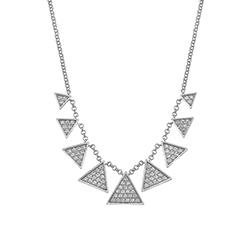 Obrázek č. 1 k produktu: Stříbrný náhrdelník Hot Diamonds Emozioni Cleopatra EN001
