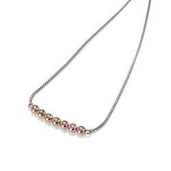 Obrázek č. 3 k produktu:  Náhrdelník Hot Diamonds Emozioni Luminoso RG EN005