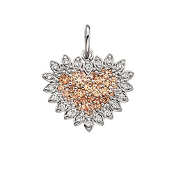 Obrázek è. 2 k produktu: Pøívìsek Hot Diamonds Emozioni Spirzzare EP033
