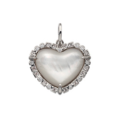 Obrázek č. 1 k produktu: Stříbrné přívěsek Hot Diamonds Emozioni Iridesente EP035