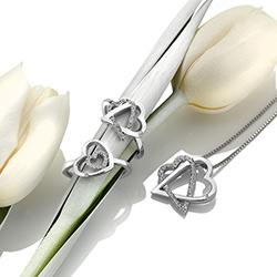 Obrázek è. 6 k produktu: Støíbrný prsten Hot Diamonds Adorable DR203
