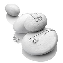 Obrázek è. 10 k produktu: Støíbrný náhrdelník Hot Diamonds Love DN127
