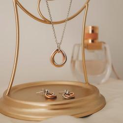 Obrázek č. 5 k produktu: Náušnice Hot Diamonds Trio Teardrop RG DE645