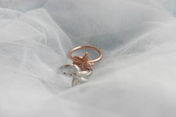 Obrázek č. 5 k produktu: Stříbrný prsten Hot Diamonds Daisy RG DR212