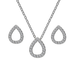 Set Hot Diamonds Diamond Amulets SS137