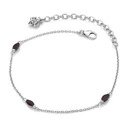 Obrázek č. 1 k produktu: Náramek Hot Diamonds Anais Granát AB001