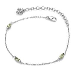 Obrázek č. 1 k produktu: Náramek Hot Diamonds Anais Peridot AB008