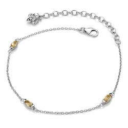 Obrázek č. 1 k produktu: Náramek Hot Diamonds Anais Citrin AB011