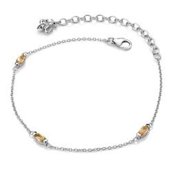 Obrázek è. 4 k produktu: Náramek Hot Diamonds Anais Citrin AB011