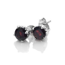 Obrázek č. 1 k produktu: Stříbrné náušnice Hot Diamonds Anais Granát AE001