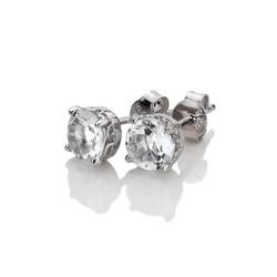 Obrázek è. 2 k produktu: Støíbrné náušnice Hot Diamonds Anais bílý Topaz  AE004