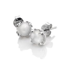 Obrázek è. 2 k produktu: Støíbrné náušnice Hot Diamonds Anais mìsíèní kámen AE006