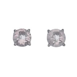 Obrázek è. 4 k produktu: Støíbrné náušnice Hot Diamonds Anais rùžový køemen AE010