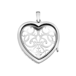 Pøívìsek na elementy Hot Diamonds Anais srdce AL012