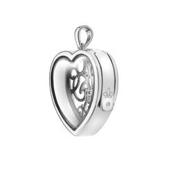 Obrázek è. 2 k produktu: Pøívìsek na elementy Hot Diamonds Anais srdce AL012