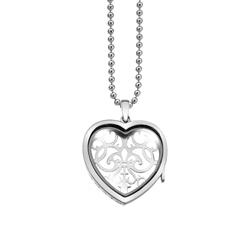 Obrázek è. 4 k produktu: Pøívìsek na elementy Hot Diamonds Anais srdce AL012