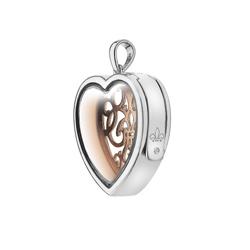 Obrázek è. 4 k produktu: Pøívìsek na elementy Hot Diamonds Anais srdce RG AL014