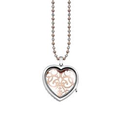 Obrázek è. 6 k produktu: Pøívìsek na elementy Hot Diamonds Anais srdce RG AL014