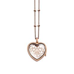 Obrázek è. 2 k produktu: Pøívìsek na elementy Hot Diamonds Anais srdce RG AL013