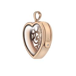 Obrázek č. 3 k produktu: Přívěsek na elementy Hot Diamonds Anais srdce RG AL013