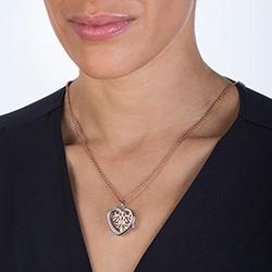 Obrázek è. 2 k produktu: Pøívìsek na elementy Hot Diamonds Anais srdce RG AL014