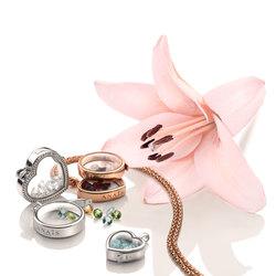 Obrázek č. 8 k produktu: Přívěsek na elementy Hot Diamonds Anais Srdce EX011