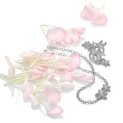 Obrázek č. 3 k produktu: Stříbrný náramek Hot Diamonds Daisy DL587
