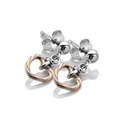 Obrázek è. 2 k produktu: Náušnice Hot Diamonds Breeze RG DE543