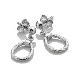 Obrázek è. 2 k produktu: Náušnice Hot Diamonds Breeze DE544