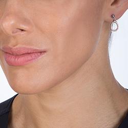 Obrázek è. 12 k produktu: Náušnice Hot Diamonds Breeze RG DE545