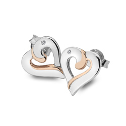 Obrázek è. 2 k produktu: Náušnice Hot Diamonds Breeze RG DE546