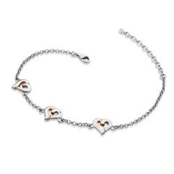 Obrázek è. 2 k produktu: Náramek Hot Diamonds Together RG DL572