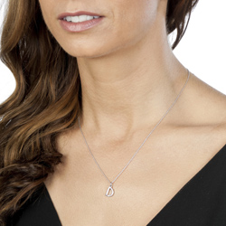Obrázek è. 2 k produktu: Pøívìsek Hot Diamonds Micro D Clasic DP404