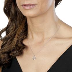 Obrázek č. 1 k produktu: Přívěsek Hot Diamonds Micro G Clasic DP407