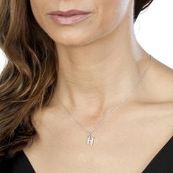 Obrázek č. 1 k produktu: Přívěsek Hot Diamonds Micro H Clasic DP408