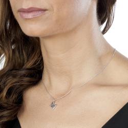 Obrázek č. 1 k produktu: Přívěsek Hot Diamonds Micro M Clasic DP413