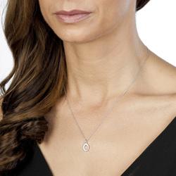 Obrázek č. 1 k produktu: Přívěsek Hot Diamonds Micro O Clasic DP415