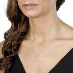 Obrázek è. 2 k produktu: Pøívìsek Hot Diamonds Micro P Clasic DP416