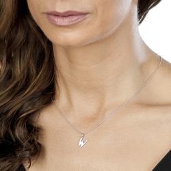 Obrázek č. 1 k produktu: Přívěsek Hot Diamonds Micro W Clasic DP423
