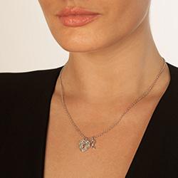 Obrázek è. 4 k produktu: Støíbrný pøívìsek Hot Diamonds Love DP653