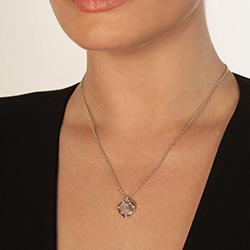 Obrázek è. 4 k produktu: Støíbrný pøívìsek Hot Diamonds Love DP663