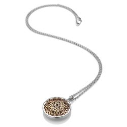 Obrázek č. 1 k produktu: Přívěsek Hot Diamonds Large Circle Filigree Locket RG DP666