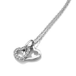 Obrázek è. 2 k produktu: Pøívìsek Hot Diamonds Valentines white topaz DP682